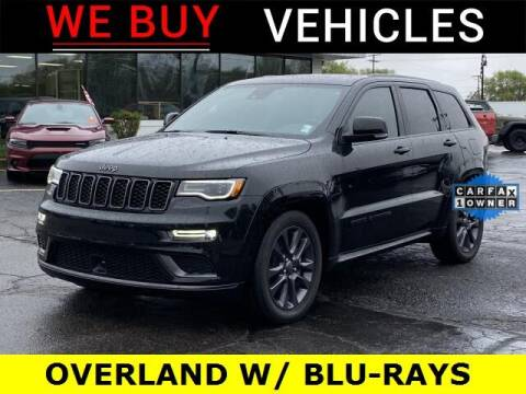 2018 Jeep Grand Cherokee for sale at Vicksburg Chrysler Dodge Jeep Ram in Vicksburg MI