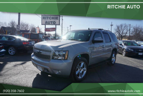 2007 Chevrolet Tahoe for sale at Ritchie Auto in Appleton WI