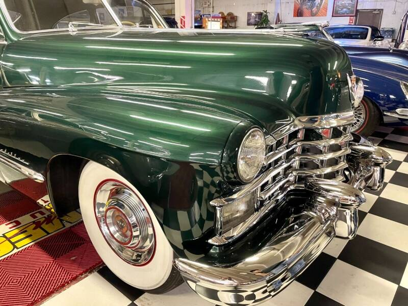 1947 Cadillac Sedantte for sale at Berliner Classic Motorcars Inc in Dania Beach FL