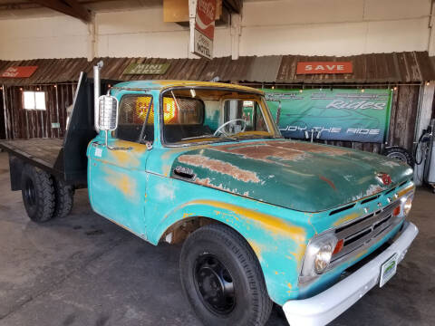 1962 Ford F-350 for sale at Cool Classic Rides in Redmond OR