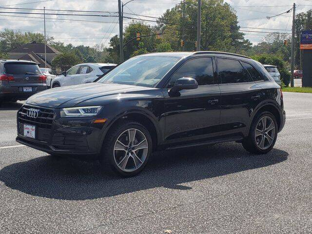 2019 Audi Q5 for sale at Gentry & Ware Motor Co. in Opelika AL