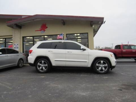 2011 Jeep Grand Cherokee for sale at Cardinal Motors in Fairfield OH