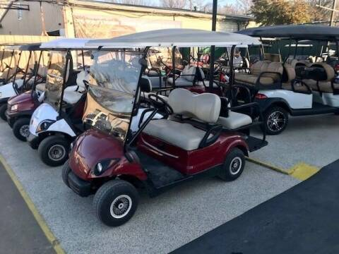 2014 Yamaha Drive1 4 Pass EFI Gas for sale at METRO GOLF CARS INC in Fort Worth TX