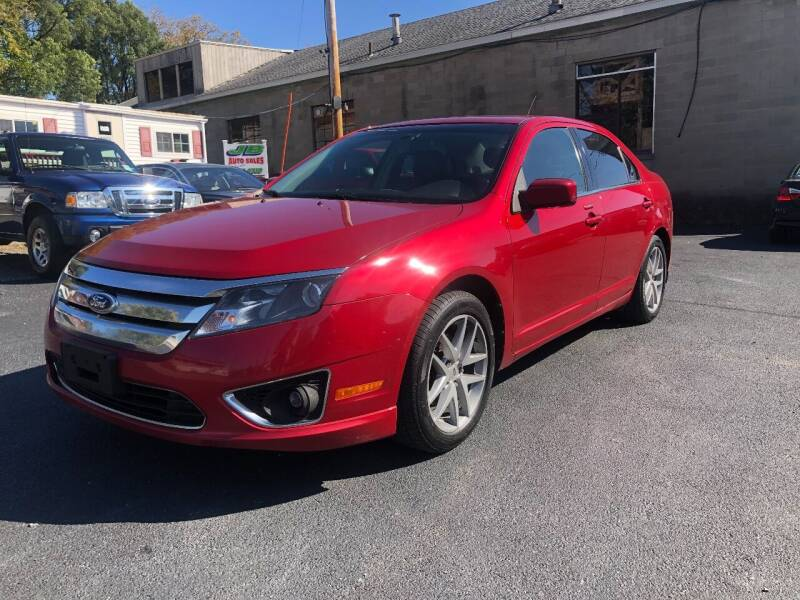 2011 Ford Fusion for sale at JB Auto Sales in Schenectady NY