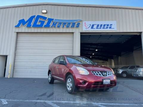 2012 Nissan Rogue for sale at MGI Motors in Sacramento CA
