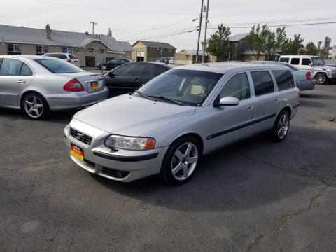 2004 Volvo V70 R for sale at Cool Cars LLC in Spokane WA