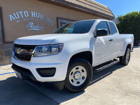 2017 Chevrolet Colorado for sale at Auto Hub, Inc. in Anaheim CA