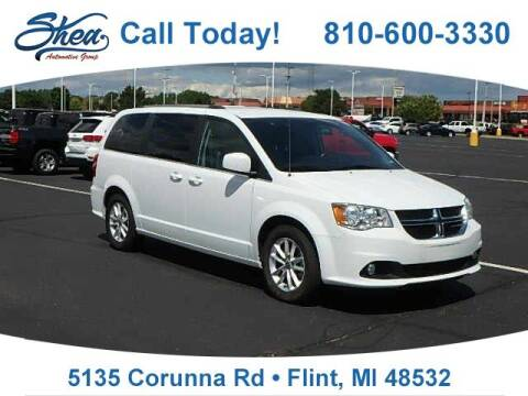 2019 Dodge Grand Caravan for sale at Jamie Sells Cars 810 in Flint MI