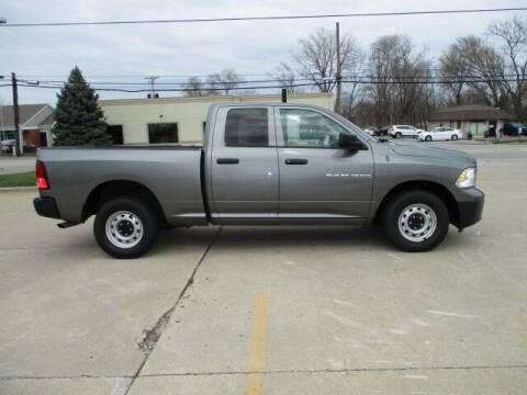2012 RAM Ram Pickup 1500 for sale at Pinnacle Investments LLC in Lees Summit MO