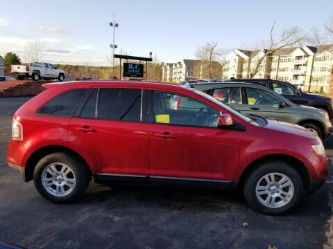 2008 Ford Edge for sale at R C Motors in Lunenburg MA