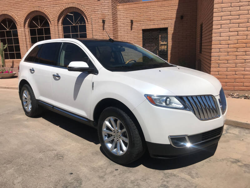 2013 Lincoln MKX for sale at Freedom  Automotive in Sierra Vista AZ