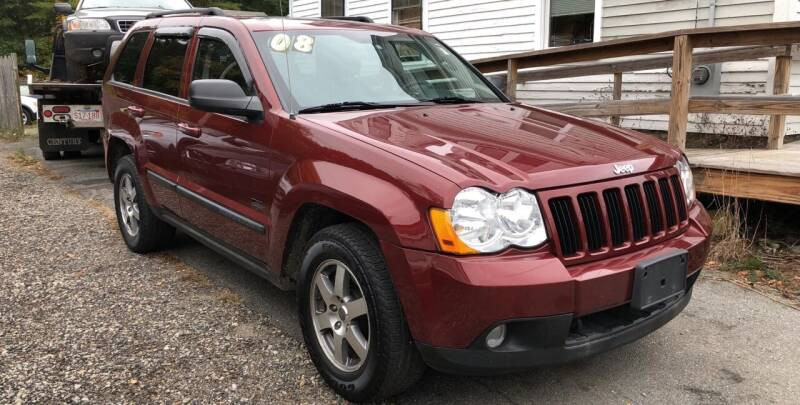 2008 Jeep Grand Cherokee for sale at Specialty Auto Inc in Hanson MA