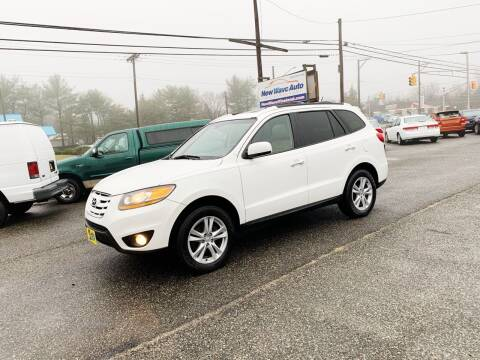 2010 Hyundai Santa Fe for sale at New Wave Auto of Vineland in Vineland NJ