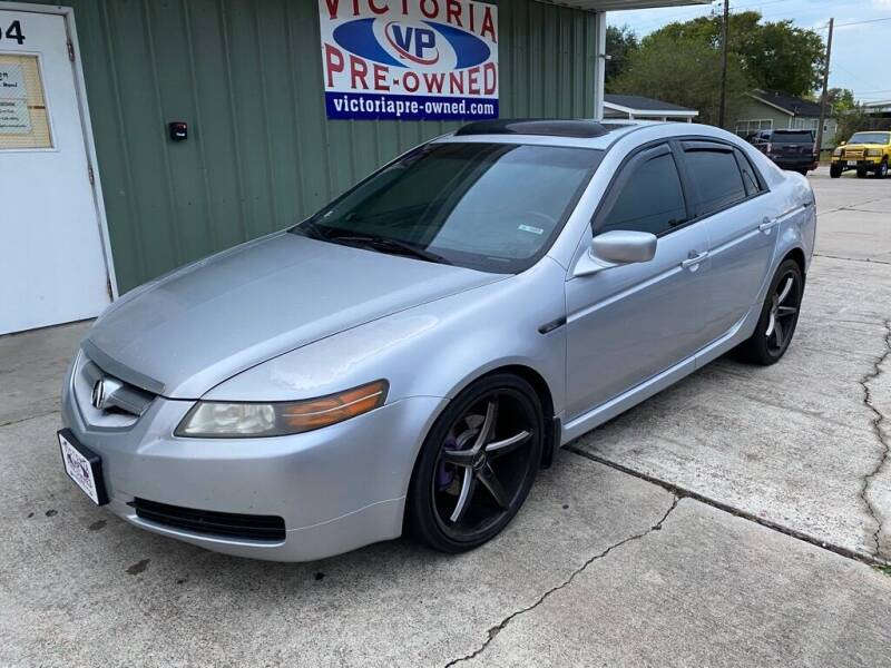 2005 Acura TL for sale at Victoria Pre-Owned in Victoria TX