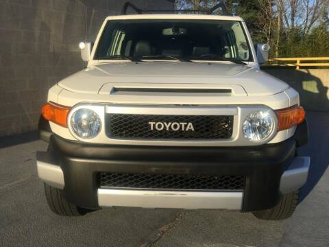 2014 Toyota FJ Cruiser for sale at Limitless Garage Inc. in Rockville MD