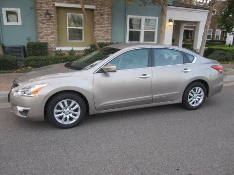 2014 Nissan Altima for sale at PREFERRED MOTOR CARS in Covina CA