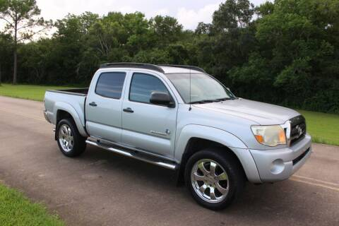 2009 Toyota Tacoma for sale at Clear Lake Auto World in League City TX