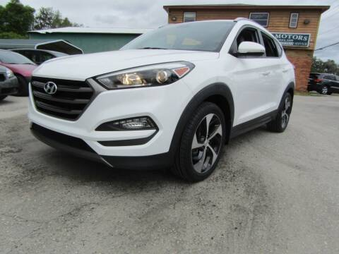 2016 Hyundai Tucson for sale at S & T Motors in Hernando FL