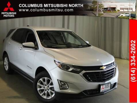 2020 Chevrolet Equinox for sale at Auto Center of Columbus - Columbus Mitsubishi North in Columbus OH
