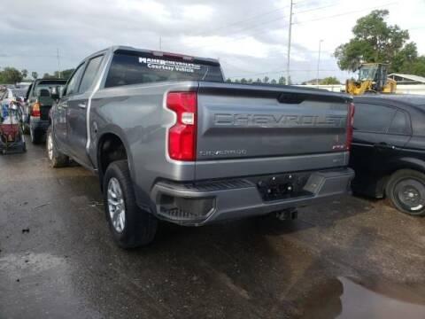 2021 Chevrolet Silverado 1500 for sale at ELITE MOTOR CARS OF MIAMI in Miami FL