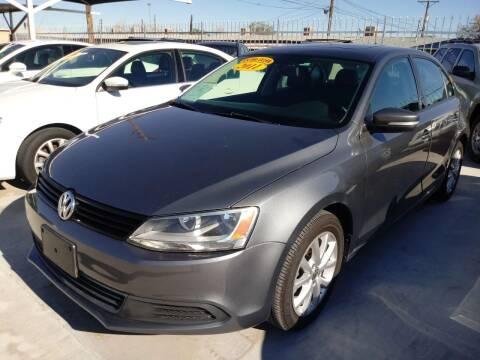2011 Volkswagen Jetta for sale at Hugo Motors INC in El Paso TX