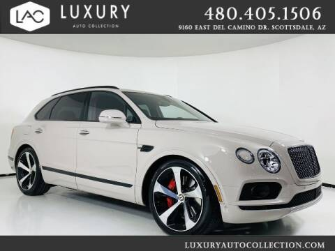 2020 Bentley Bentayga for sale at Luxury Auto Collection in Scottsdale AZ