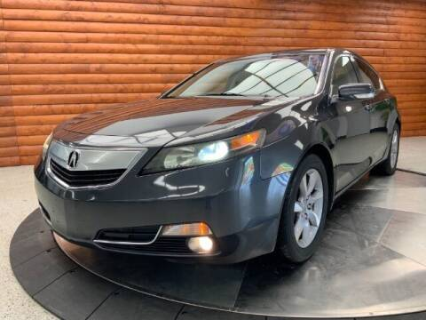 2013 Acura TL for sale at Dixie Motors in Fairfield OH