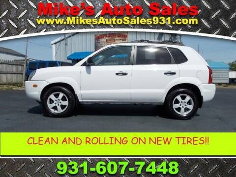 2006 Hyundai Tucson for sale at Mike's Auto Sales in Shelbyville TN