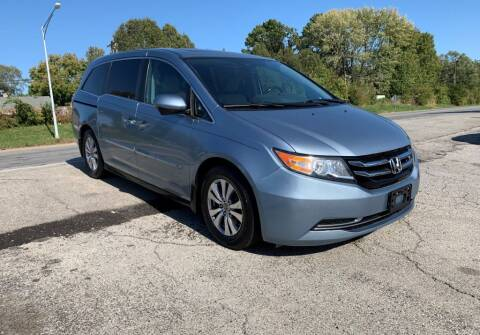 2014 Honda Odyssey for sale at InstaCar LLC in Independence MO
