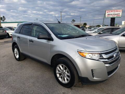 2014 Ford Edge for sale at Jamrock Auto Sales of Panama City in Panama City FL