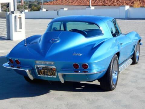1967 Chevrolet Corvette for sale at Hines Auto Sales in Marlette MI