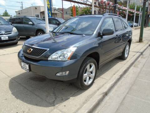 2004 Lexus RX 330 for sale at CAR CENTER INC in Chicago IL