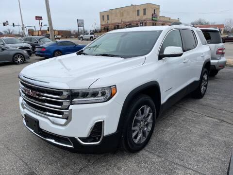 2020 GMC Acadia for sale at Greg's Auto Sales in Poplar Bluff MO