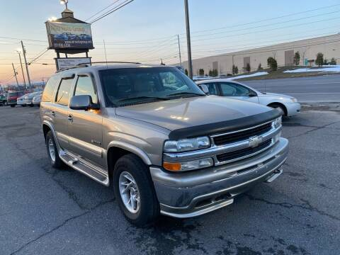 2002 Chevrolet Tahoe for sale at A & D Auto Group LLC in Carlisle PA