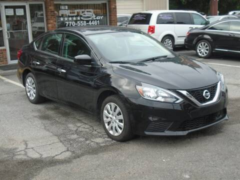 2018 Nissan Sentra for sale at AutoStar Norcross in Norcross GA