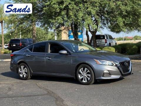 2020 Nissan Altima for sale at Sands Chevrolet in Surprise AZ