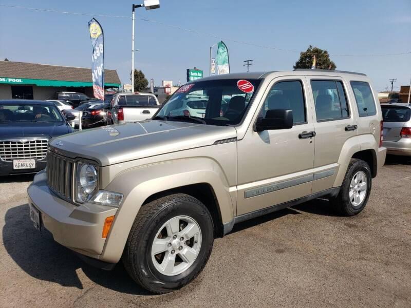 2010 Jeep Liberty for sale at LR AUTO INC in Santa Ana CA