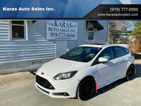 2013 Ford Focus for sale at Karas Auto Sales Inc. in Sanford NC