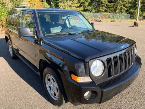 2010 Jeep Patriot for sale at South Tacoma Motors Inc in Tacoma WA
