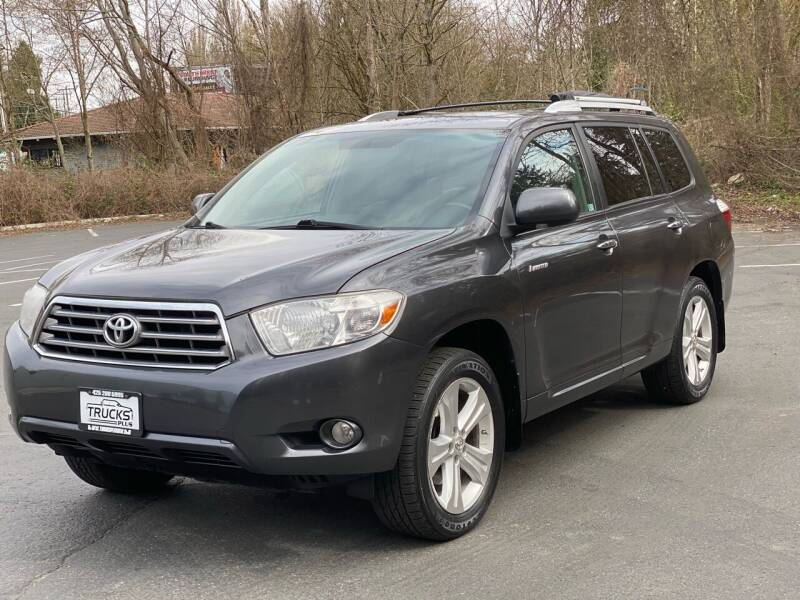 2010 Toyota Highlander for sale at Trucks Plus in Seattle WA