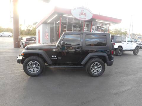 2008 Jeep Wrangler for sale at The Carriage Company in Lancaster OH