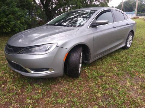2016 Chrysler 200 for sale at Royal Auto Mart in Tampa FL