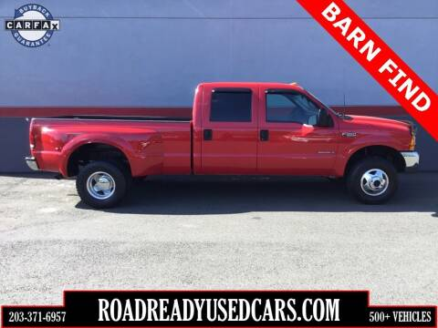 2001 Ford F-350 Super Duty for sale at Road Ready Used Cars in Ansonia CT