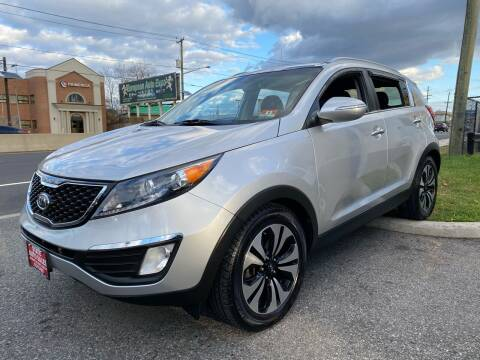 2011 Kia Sportage for sale at STATE AUTO SALES in Lodi NJ