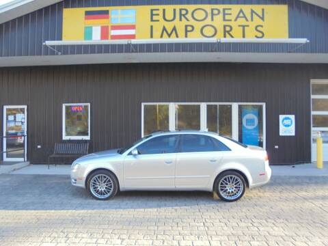 2007 Audi A4 for sale at EUROPEAN IMPORTS in Lock Haven PA