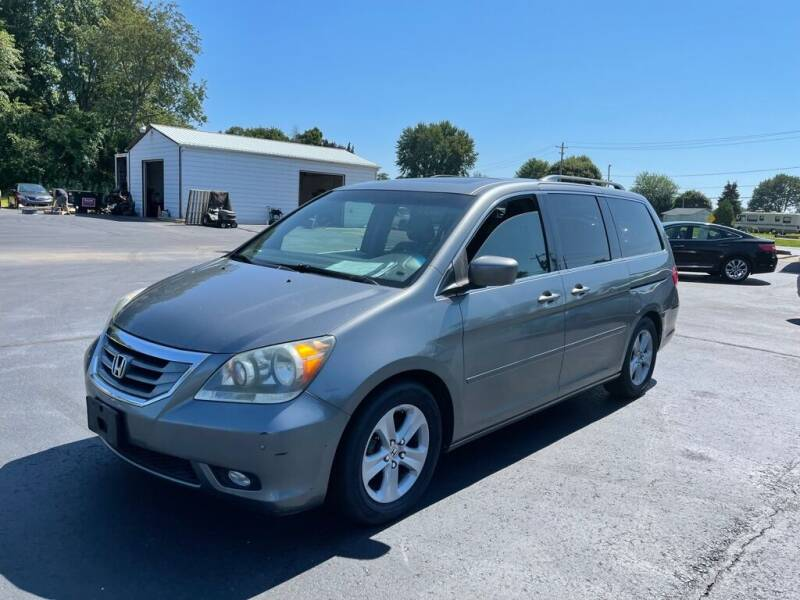2009 Honda Odyssey for sale at Best Motor Auto Sales in Perry OH