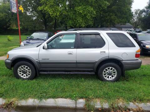 2001 Honda Passport for sale at D & D Auto Sales in Topeka KS