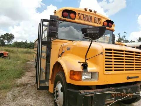 1998 International Blue Bird for sale at Interstate Bus Sales Inc. - INTERSTATE BUS SALES INC in Kingsville TX