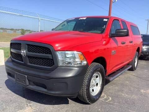 2013 RAM Ram Pickup 1500 for sale at Affordable Mobility Solutions, LLC - Standard Vehicles in Wichita KS