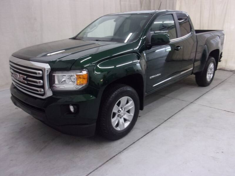 2015 GMC Canyon for sale at Paquet Auto Sales in Madison OH